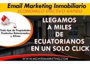 Publicidad para venta de quintas en ecuador 0991017237