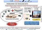Sistemas de seguridad para casa, empresas y oficinas