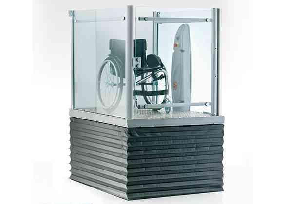 Elevadores Para Discapacitados Estructuras Met Licas