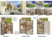 """Casas de venta  en conjunto  habitacional  """"canova"""""""