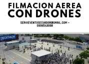 Servicio de drones y tomas aéreas en guayaquil para fiestas, comerciales y eventos