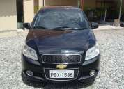 Chevrolet aveo emotion gt modelo 2011