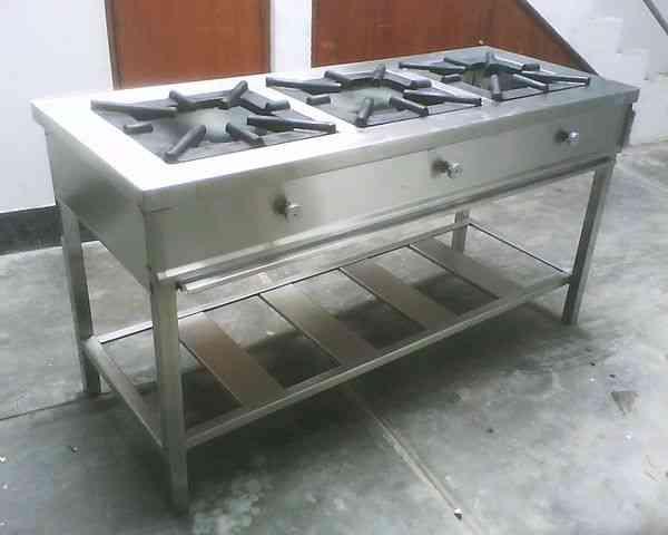 Cocinas en acero inoxidable precios dise os for Cocinas de diseno precios