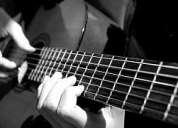 Clases de guitarra 100 % prÁcticas
