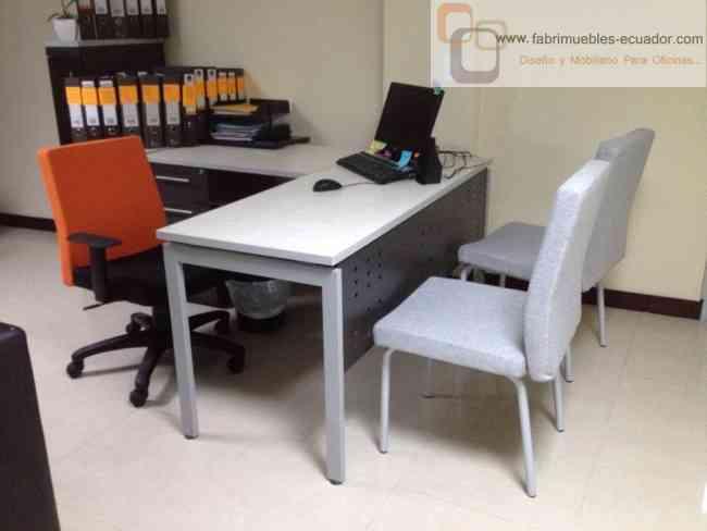 Muebles Oficinas Fabrimuebles Ecuador