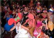 Horas locas las mas divertidas y entretenidas 15 años, bautizos, cumpleaños, matrimonios