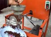 Molino para hacer pasta de cacao