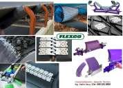 Marcas industriales de bandas transportadoras