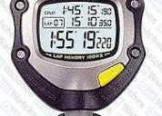 Compro cronometro casio