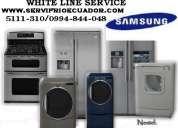 En samborondon reparacion de lavadoras - refrigeradoras 0978 768 191 garantizado