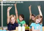 Inicia con buenas notas el aÑo escolar