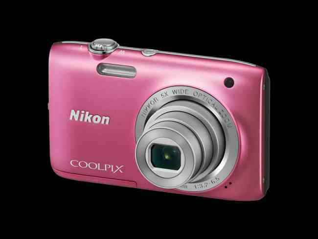 Camara NIKON Coolpix S2800