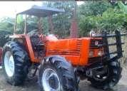 Vendo tractor fiatagri doble transmisiÓn 120 hp 6 cilindros