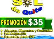 $35, mariachi s☼l de quito // serenatas en toda la ciudad full animacion 0983814550