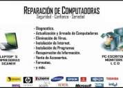 Reparacion de computadoras , laptop`s e impresoras
