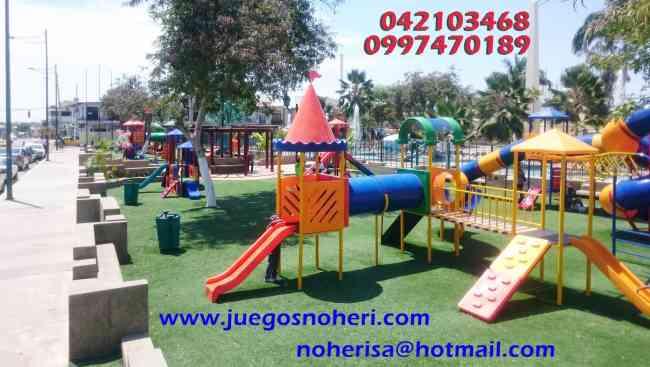 Juegos Infantiles Exterior NoheriSa Guayaquil Doplim 777971