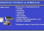 Servicio en reparacion de calefones/tumbaco/0984135912