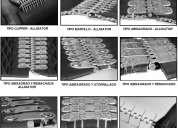 Linea flezxco profesional de grapas mecanicas