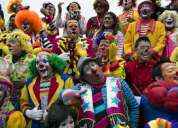 Animaciones fiestas y eventos infantiles, payasos payasas, horas locas, magos, mimo,
