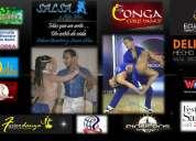 Formate como instructor de salsa caleÑa y ritmos latinos