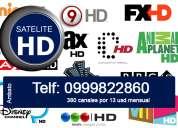 Tv satelital ambato