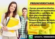 cursos preuniversitarios en cuenca