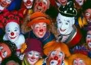 Show payasitos payasitas animaciones fiestas infantil, horas locas baby showers magos