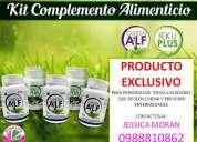 Alimento ortomolecular, 100% orgánico  procedente de  9 vegetales