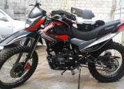 Flamante moto thunder 250 cc