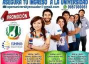 PreparaciÓn ser bachiller  asegura tu ingreso a la universidad