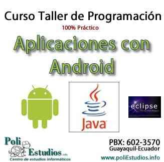 Curso de Android Avanzado con Bases de Datos