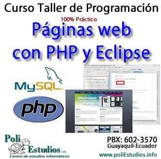 Curso de Programación en PHP Básico con MySql