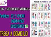 Omnilife distribuidor independiente 022 454381