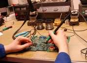 servicio tecnico de reparacion en audio y video