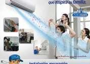 Reparacion, mantenimiento e instalacion de aire acondicionado
