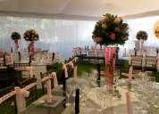 Eventos, alquileres, catering, decoracion
