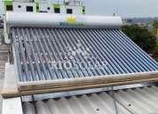 Calentadores solares abdon arias