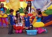 $24.99 cumpleaÑos fiestas infantiles payaso payasita baby shower mimo saltarin hora loca mago