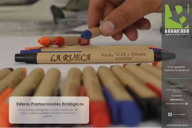 ARTÍCULOS PUBLICITARIOS Y ROTULACIÓN EXTERIOR