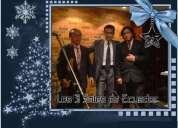 Los 3 soles: trio de cantantes - artistas romanticos de quito