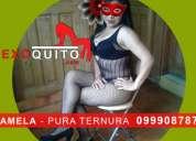 Pamela quito...colombianas ricas whaspp