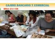 CURSOS DE CAJEROS BANCARIOS