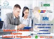 Curso asistente contable y tributario