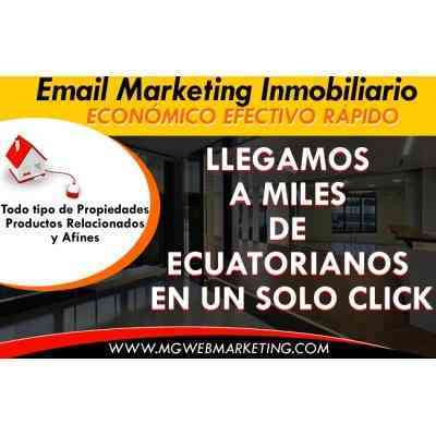 Email Marketing Inmobiliario para Vender Inmuebles