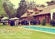 Quintas para bodas y eventos sociales en quito -organizacion de bodas