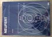 Vendo libro de neufert para arquitectura