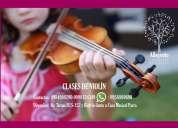 Clases de todo instrumento y nivelaciÓn teÓrica!!!!