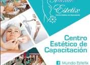 cursos de cosmetologia preacticos y lucrativos