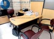 Fabrimuebles-ecuador  fabricación mobiliario para oficinas