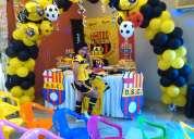 animaciones de fiestas infantiles y baby shower